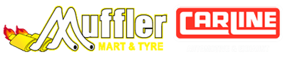 Muffler Mart &Tyre Logo